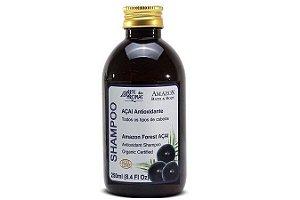 Shampoo Natural, Orgânico e Vegano Açaí 250ml Arte dos Aromas