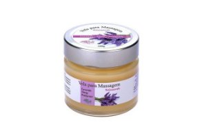 Vela para Massagem Natural e Vegana Relaxante 100g Arte dos Aromas