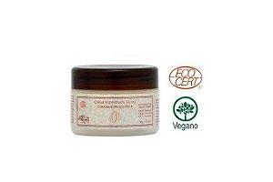 Creme Hidratante Facial Orgânico e Vegano Antienvelhecimento Copaíba Cupuaçu e Vit. E 50g Arte dos Aromas