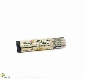 Protetor Labial Hidratante Natural e Vegano 5ml Bhava