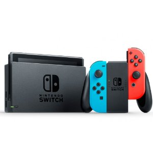 Nintendo Switch 32GB Red and Blue