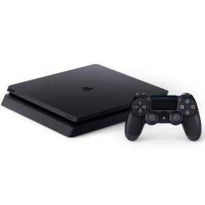 PlayStation 4 Slim 500GB - Preto