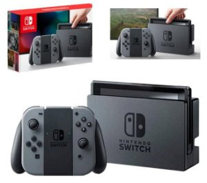 Nintendo Switch 32GB Preto