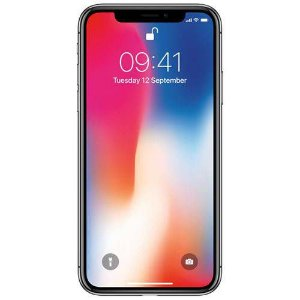 "Apple iPhone X 256GB  5.8"" 12MP/7MP Ios - Cinza Espacial"
