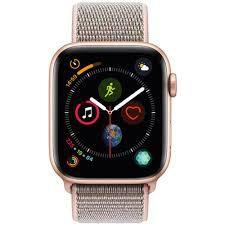 Apple Watch S4 GPS 44MM Pink Sand Sports Loop