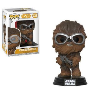 Boneco Funko Pop Star Wars Solo Chewbacca 239