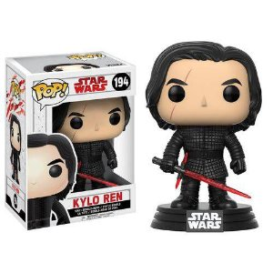 Boneco Funko Pop Star Wars The Last Jedi - Kylo Ren