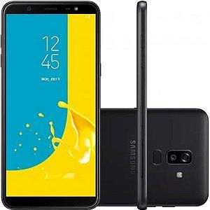 Celular Samsung J8 J810M 64GB - Preto