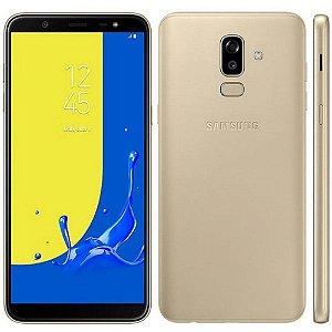 Celular Samsung J8 J810M 64GB - Dourado