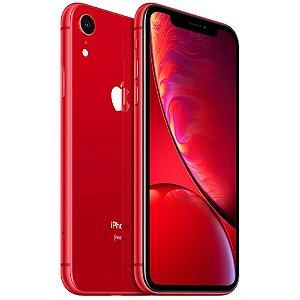Celular Apple Iphone XR 256GB 1984LL - Vermelho