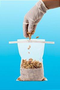 Saco / Bolsa Estéril para Coleta de Amostra 120 ml