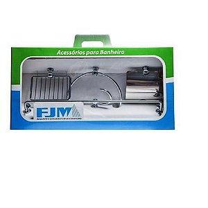Kit acessórios Inox  J047 FJM