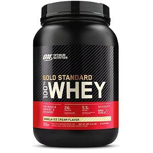 100% Whey Gold Standard 900g - Optimum Nutrition