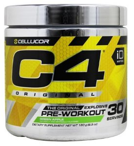 C4 Cellucor 30 Doses (importado)