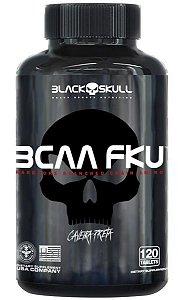 BCAA FKU 120 tabletes - Black Skull
