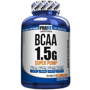 BCAA 1.5g Super Pump (60 cápsulas)