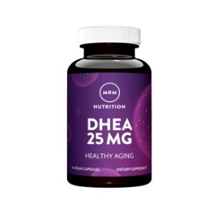 DHEA MRM 25mg 90 Cápsulas Vegetarianas
