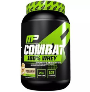 Combat 100% Whey Concentrado 900g - Musclepharm