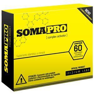 Somapro 60 Cápsulas - Iridium Labs