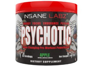 Psychotic 35 doses - Insane Labz