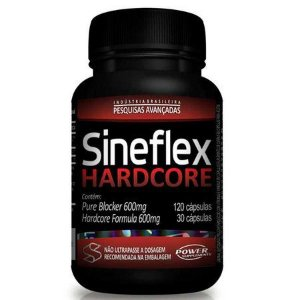 Sineflex Hardcore 150 caps Power Supplements