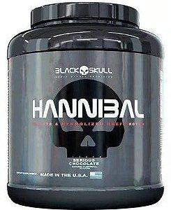 Hannibal 2kg Black Skull