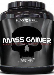 Mass Gainer 3kg - Black Skull