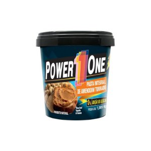 Pasta de Amendoim Power One 1kg