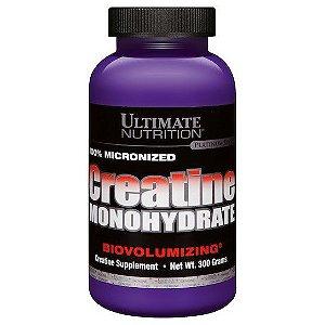Creatina 300g 100% Micronizada - Ultimate Nutrition