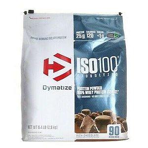 EDIÇÃO LIMITADA ISO100 Hydrolizada 2,9kg - Dymatize