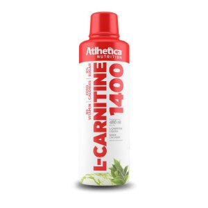 L-Carnitina 1400 480 ml - Atlhetica Nutrition