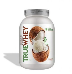 True Whey Hidrolisada Zero Lactose 837g - True Source
