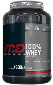Whey 100% 900g - Muscle Definition