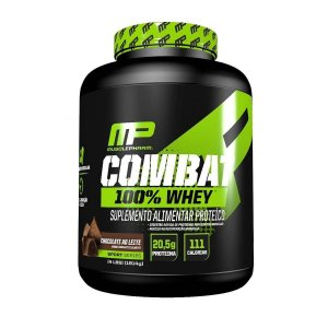 Combat 100% Whey Concentrado 1,8g - Musclepharm