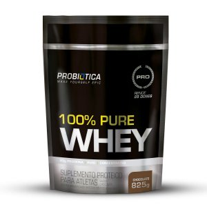 Whey Protein 100% Pure 825g - Probiotica