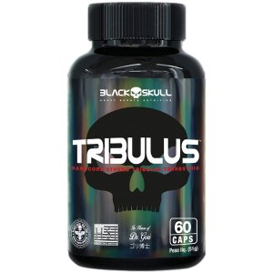 Tribulus 500mg 60caps - Black Skull