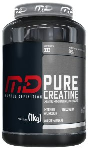 Creatine Pure 1kg - Muscle Definition