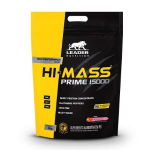 Hi-Mass Prime 15000 3kg - Leader Nutrition