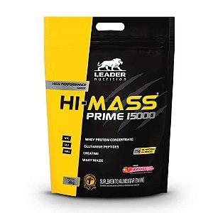 Hi-Mass Prime 15000 3kg - Leader Nutrition