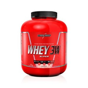 Super Whey 3W 1.8kg  Integralmédica