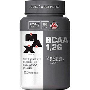 BCAA 1,2G 120 tabletes - Max Titanium