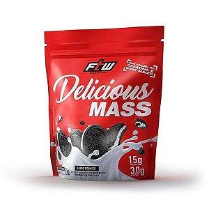 Hipercalórico Delicious Mass 3kg - FTW