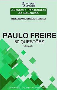 50 Questões sobre Paulo Freire - Volume 1