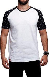 Camiseta Adrenalina Raglan Full Print