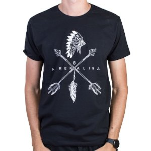 Camiseta Cocar Adrenalina