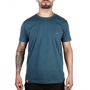 Camiseta Básica Adrenalina - Verde Musgo