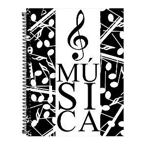 LIVRO TEORIA MUSICAL MAIS 70FLS PENTAGRAMA