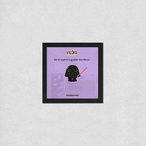 Quadrinho - Darth Vaderzinho