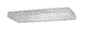 PLAFON TADYGETE CRISTAL SOBREPOR 4560-4561 OLD ARTISAN.