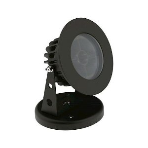 PROJETOR REDONDO LED FLAT OUT COM ANTIOFUSCANTE IP67 2700K BIVOLT INTERLIGHT